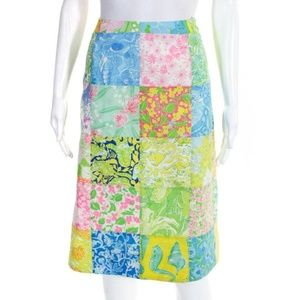 The Lilly Knee Length Skirt Size Medium